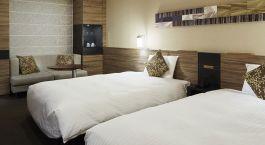 Bedroom at Mitsui Garden Sapporo Hotel in Sapporo, Japan