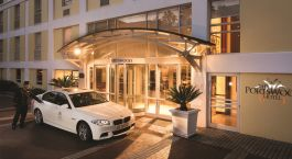 Enchanting Travels South Africa Tours Cape Town Vacations Portswood Hotel Entrance