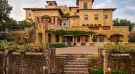 External view of Castello Di Monte in Pretoria, South Africa