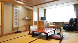 Enchanting Travels Japan Tours Lake Toya Hotels Yutrilo Toyako Room
