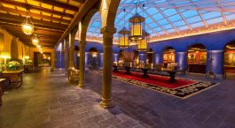 Palacio del Inka Interior Cusco South America
