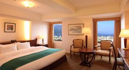 Enchanting Travels Japan Tours Kagoshima Hotels Shiroyama Hotel Kagoshima Room