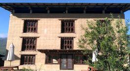Village Lodge Paro Bhutan exterior