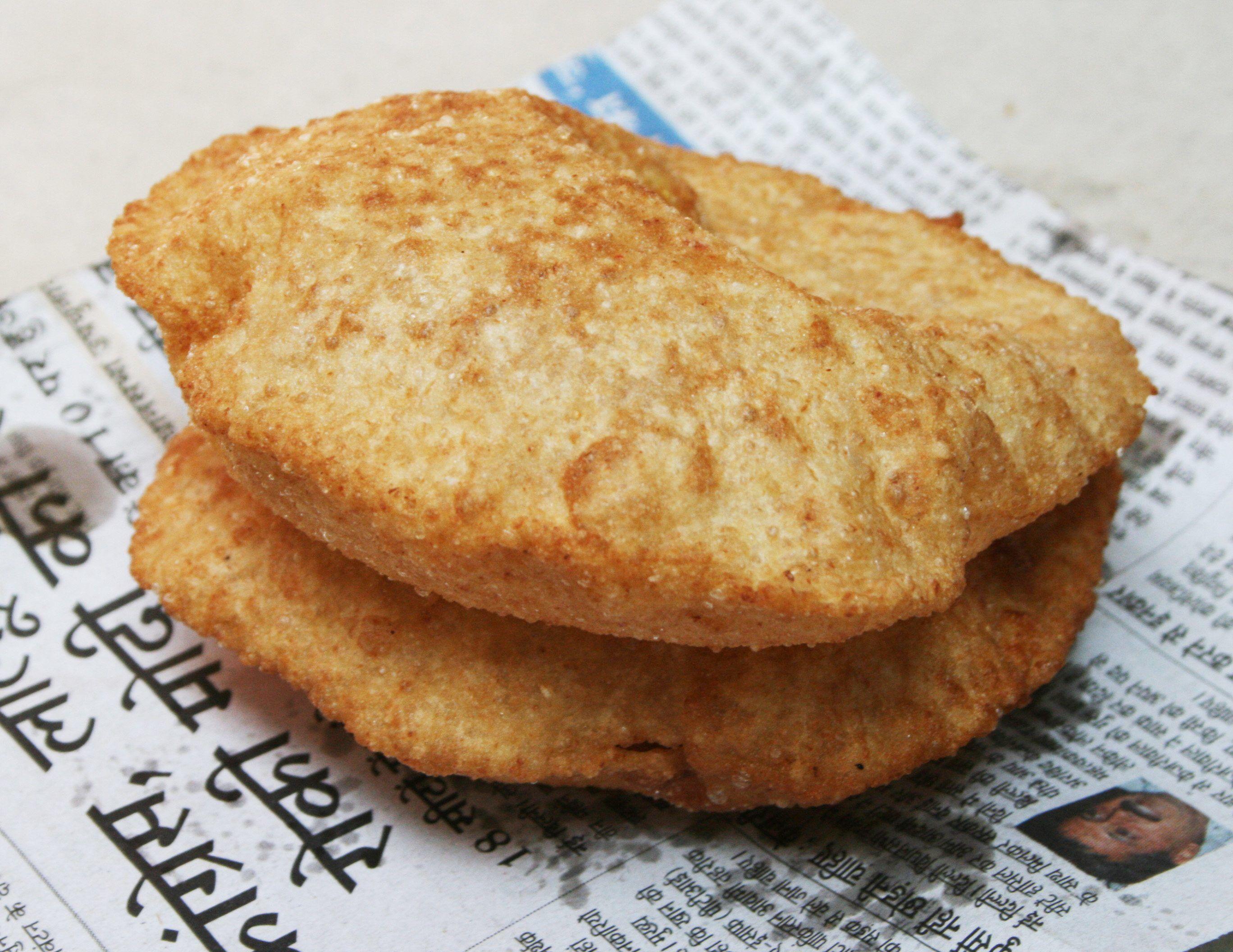 Puri, eine Indien Street Food Spezialität