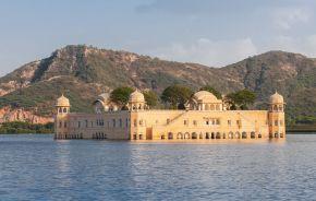 Fort in Jaipur in Nordindien
