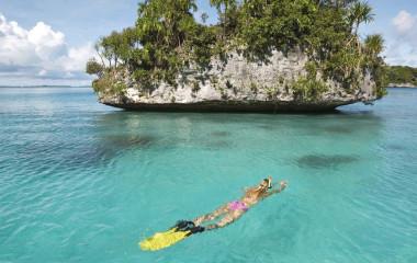 Ecuador Reiseziel Isla Isabela, Teil des Galapagos Archipels