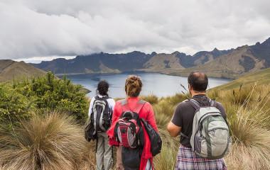 Abenteuer in Ecuador