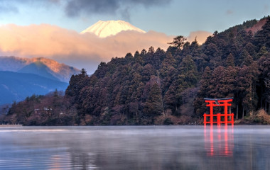 Enchanting Travels Japan Tours Hakone Shrine