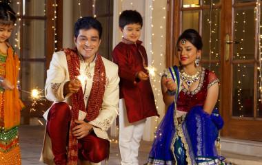 Festive Fever Diwali in India