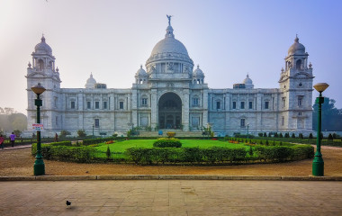 Enchanting Travels East India Tours Victoria Memorial, Kolkata , India