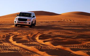 Oman Desert Tour