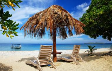 Enchanting Travels Fiji Beach