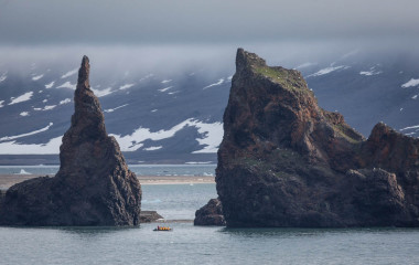 Russian Arctic Cruise