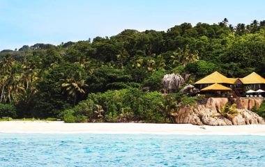 Fregate Private Island, African islands trip