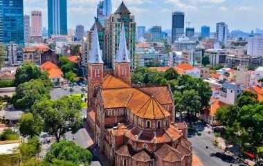 Ho Chi Minh City - pulsierende Metropole Vietnams - Vietnam travel tips