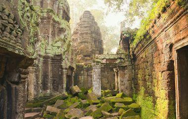 Highight auf Kambodscha Rundreisen: Angkor Wat