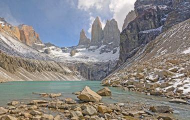 Eines der Highlights von Chile Rundreisen ist der Torres del Paine Nationalpark