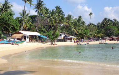 Sri Lanka Strandurlaub in Galle