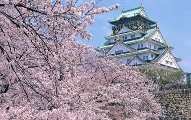 things to do in Osaka - Osaka Castle Enchanting Travels Asia Japan Vacations - Osaka Castle