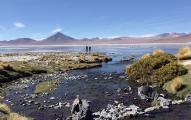 Endless beauty of Uyuni Bolivia, South America