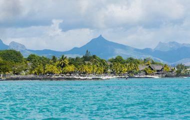 Tropical Mauritius island water & beach resort, Turtle Bay - Balaclava