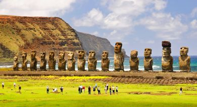 mythical worlds - Easter Island with Enchanting Travels
