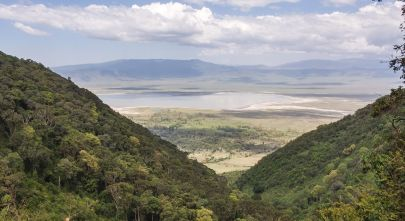 Memorable Bike Race In The Rift Valley! Ngorongoro und Great Rift Valley