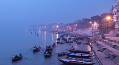 See vibrant Varanasi when you travel to India