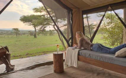 Kenia Safari Camp