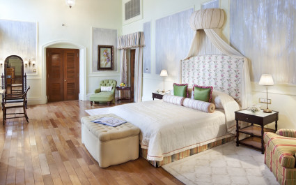 Zimmer im Hotel Taj Falaknuma Palace