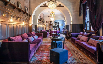 Castillo Rojo Hotel in Santiago - best places to visit in 2019