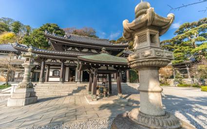Hasedara Temple in Kamakura