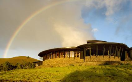 Außenansicht des Hotel Hotel Explora Rapa Nui, Chile