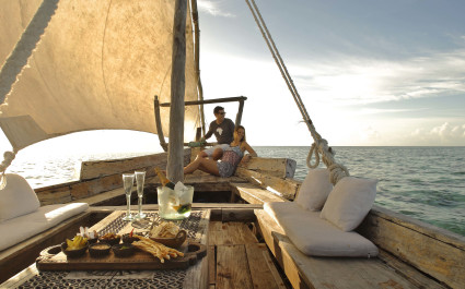 Sailing on your African islands trip