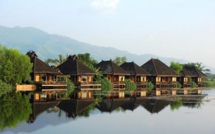 Inle Princess Resort Myanmar Villas