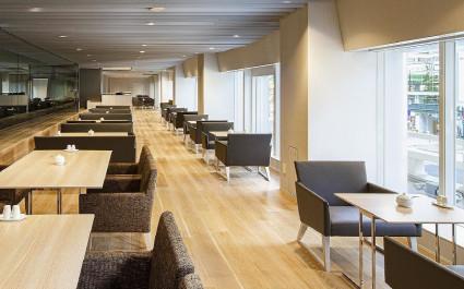 Cafe Lounge Koagari im Hotel Royal Classic Osaka