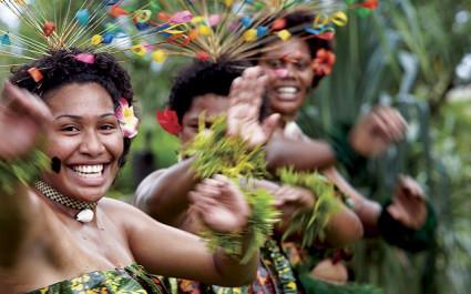 Fiji Islands.