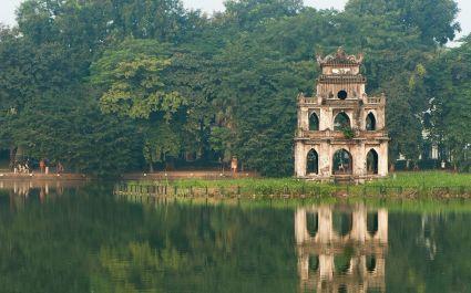 Three days in Hanoi