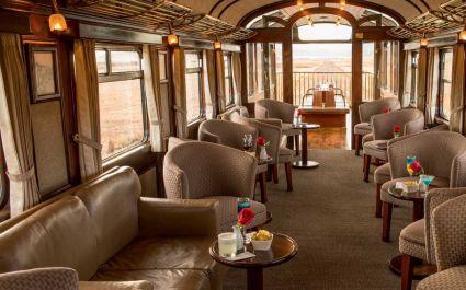 PeruRail Sacred Valley train