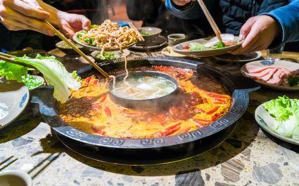 Cuisine in China