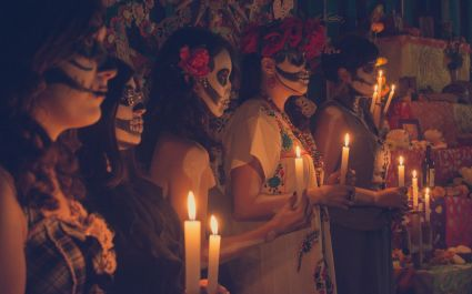 Enchanting Travels Mexico Tours Day of the dead celebration Mexico - - Best trips to take in 2020