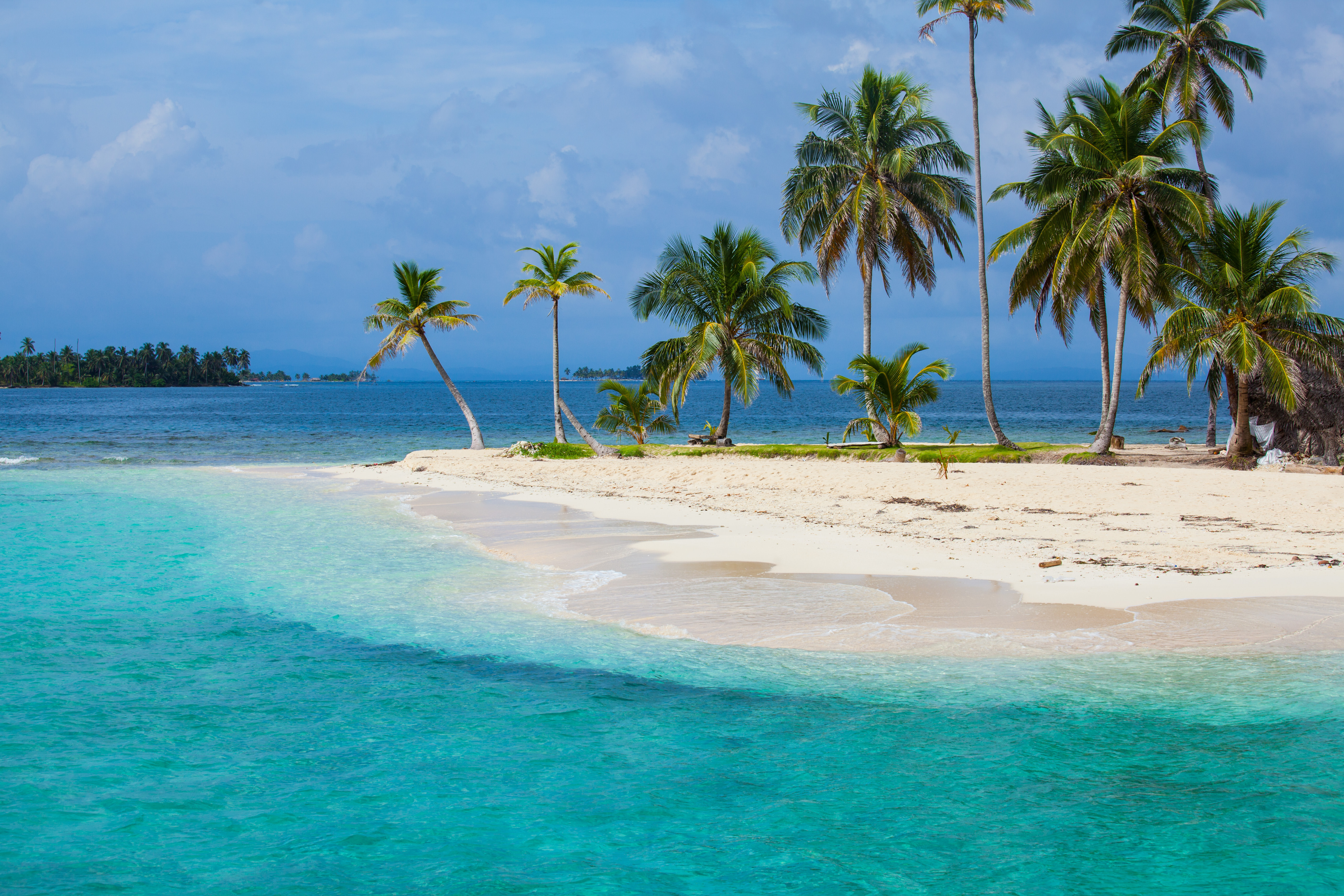 San Blas Islands in Panama