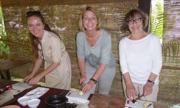 Frauenurlaub in Asien - Kochkurs