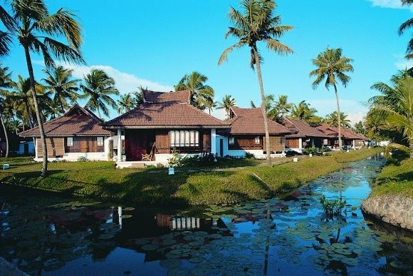 Kumarakom Lake Resort, Kumarakom, Kerala