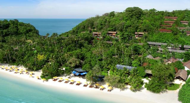 Beach at Zeavola, Koh Phi Phi, Thailand
