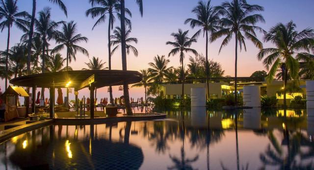 Pool at Ramada Khao Lak Resort, Khao Lak, Thailand