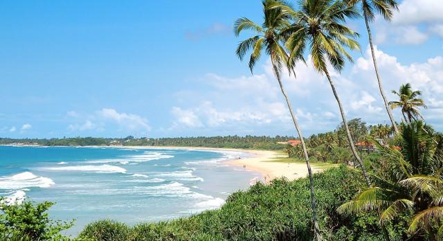 Die schönsten Sri Lanka Strände: Der Bentota Strand