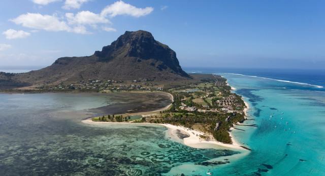 Die schönsten Mauritius Sehenswürdigkeiten sind die Traum-Strände der Insel - Mauritius tour