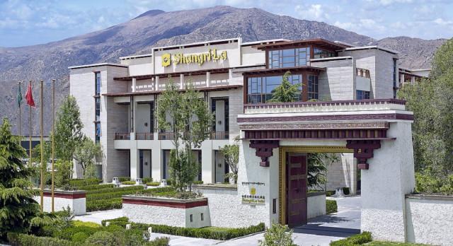 Enchanting Travels Tibet Tours Lhasa Hotels Shangrila Lhasa