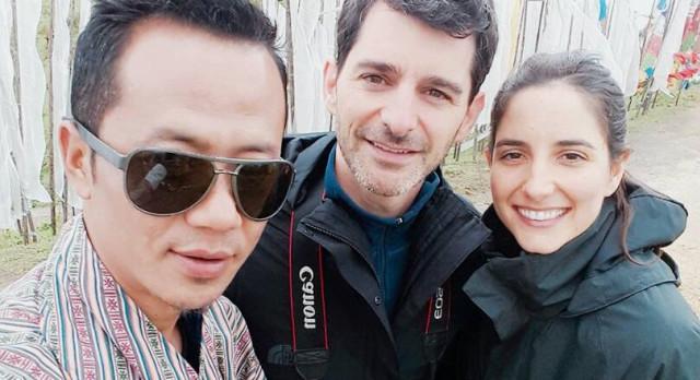 Enchanting Travels - Sangay Wangdi - Bhutan - Local Guide - 1